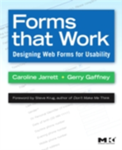 Ebook in inglese Forms that Work Gaffney, Gerry , Jarrett, Caroline