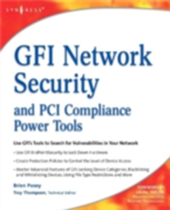 Ebook in inglese GFI Network Security and PCI Compliance Power Tools Posey, Brien