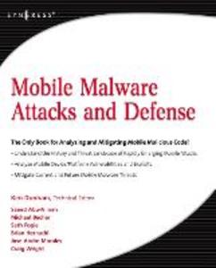 Ebook in inglese Mobile Malware Attacks and Defense Dunham, Ken