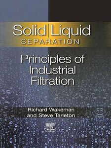 Ebook in inglese Solid/ Liquid Separation Tarleton, Stephen , Wakeman, Richard