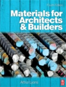 Ebook in inglese Materials for Architects and Builders Lyons, Arthur