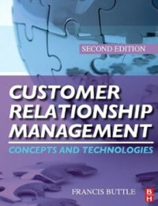 Foto Cover di Customer Relationship Management, Ebook inglese di Francis Buttle, edito da Elsevier Science
