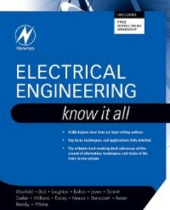 Ebook in inglese Electrical Engineering: Know It All Bird, John , Kester, Walt , Maxfield, Clive , Williams, Tim