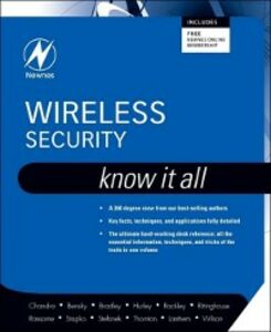 Foto Cover di Wireless Security: Know It All, Ebook inglese di AA.VV edito da Elsevier Science