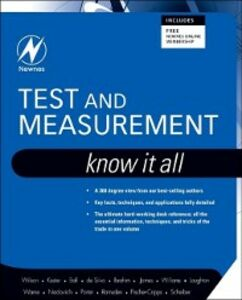 Foto Cover di Test and Measurement: Know It All, Ebook inglese di AA.VV edito da Elsevier Science