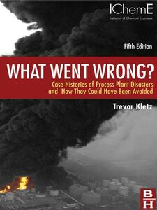 Ebook in inglese What Went Wrong? Kletz, Trevor