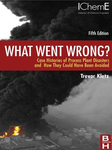 Ebook in inglese What Went Wrong? Kletz, Trevor