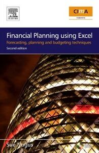 Ebook in inglese Financial Planning Using Excel Nugus, Sue