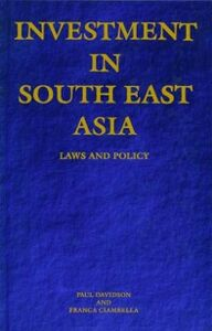 Ebook in inglese Investment in South East Asia Ciambella, Franca , Davidson, Paul