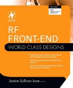 Ebook in inglese RF Front-End: World Class Designs -, -