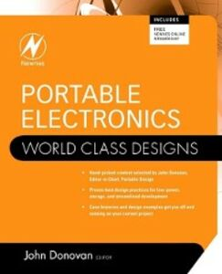 Ebook in inglese Portable Electronics: World Class Designs