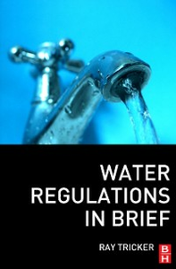 Ebook in inglese Water Regulations In Brief Tricker, Ray