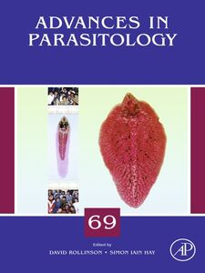 Ebook in inglese Advances in Parasitology