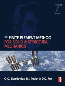 Ebook in inglese The Finite Element Method for Solid and Structural Mechanics Taylor, Robert L , Zienkiewicz, Olek C