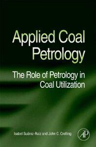 Foto Cover di Applied Coal Petrology, Ebook inglese di  edito da Elsevier Science