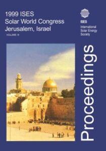 Ebook in inglese 1999 ISES Solar World Congress Grossman, G.