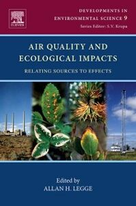 Foto Cover di Air Quality and Ecological Impacts, Ebook inglese di  edito da Elsevier Science