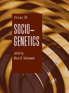 Ebook in inglese Socio-Genetics -, -