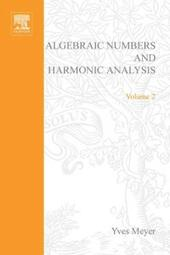 Algebraic numbers and harmonic analysis