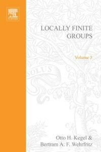 Ebook in inglese Locally Finite Groups -, -