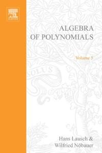 Ebook in inglese Algebra of Polynomials -, -