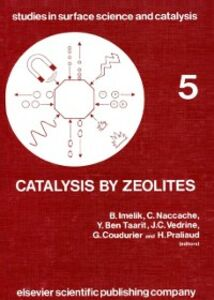 Foto Cover di Catalysis by Zeolites: International Symposium Proceedings (Studies in surface science and catalysis), Ebook inglese di B. Imelik, edito da Elsevier Science