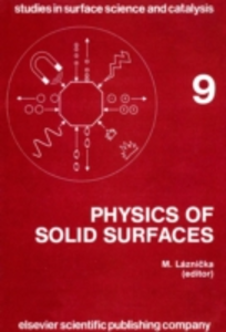 Ebook in inglese Physics of Solid Surfaces 1981: Symposium Proceedings (Studies in Surface Science and Catalysis) -, -
