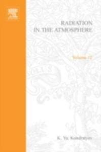 Ebook in inglese Radiation in the atmosphere -, -