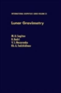 Ebook in inglese Lunar gravimetry -, -