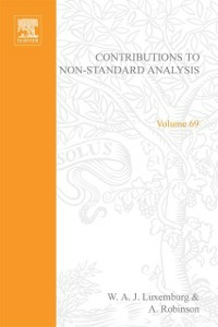 Ebook in inglese Contributions to Non-Standard Analysis Beklemishev, Lev D.