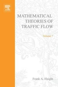 Ebook in inglese Mathematical theories of traffic flow -, -