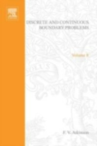 Ebook in inglese Discrete and continuous boundary problems