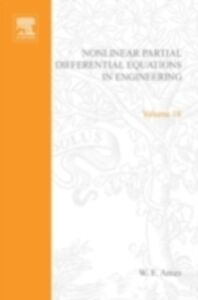 Foto Cover di Nonlinear Partial Differential Equations in Engineering: v. 1, Ebook inglese di  edito da Elsevier Science