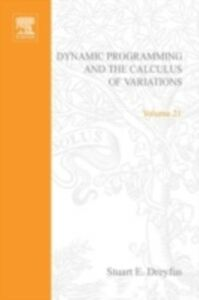 Ebook in inglese Dynamic programming and the calculus of variations