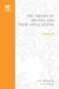 Foto Cover di theory of splines and their applications, Ebook inglese di  edito da Elsevier Science