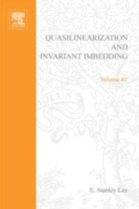 Foto Cover di Quasilinearization and invariant imbedding, with applications to chemical engineering and adaptive control, Ebook inglese di  edito da Elsevier Science