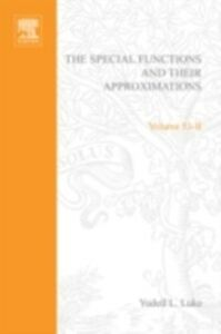 Foto Cover di Special Functions and Their Approximations: v. 2, Ebook inglese di  edito da Elsevier Science