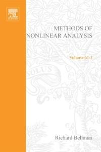 Ebook in inglese Methods of Nonlinear Analysis -, -