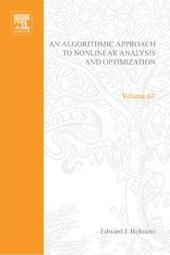 algorithmic approach to nonlinear analysis and optimization