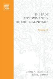 Pade Approximant in Theoretical Physics