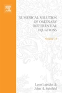 Foto Cover di Numerical Solution of Ordinary Differential Equations, Ebook inglese di Phil Howlett,Anatoli Torokhti, edito da Elsevier Science