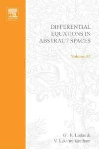 Ebook in inglese Differential equations in abstract spaces
