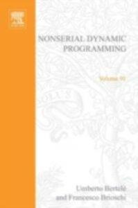 Ebook in inglese Nonserial dynamic programming