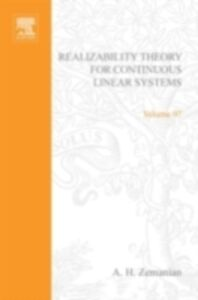 Ebook in inglese Realizability theory for continuous linear systems -, -