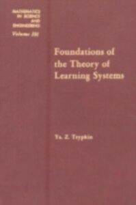 Foto Cover di Foundations of the theory of learning systems, Ebook inglese di  edito da Elsevier Science