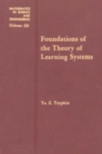 Ebook in inglese Foundations of the theory of learning systems -, -