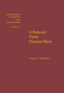 Ebook in inglese rational finite element basis -, -