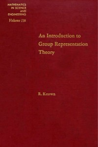 Ebook in inglese Introduction to Group Representation Theory -, -