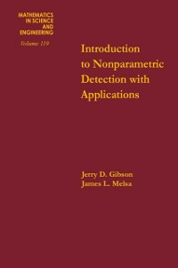 Ebook in inglese Introduction to nonparametric detection with applications -, -