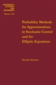 Ebook in inglese Probability methods for approximations in stochastic control and for elliptic equations -, -